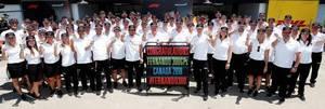 Fernando Alonso 300 Grand Prix !