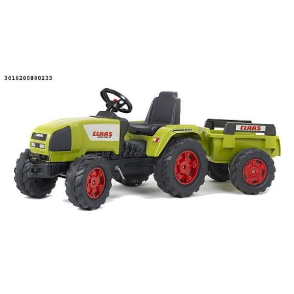 """Un tracteur ... la """"Claas"""""""