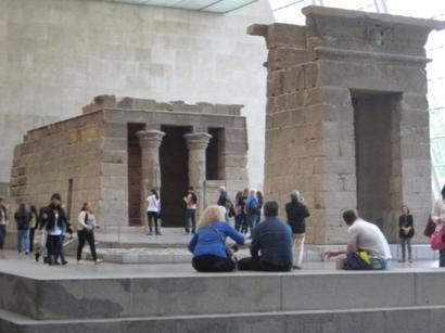4e voyage Les musées New yorkais : photo par moi