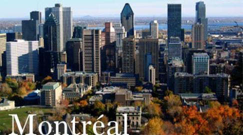 Visite de la ville de Montréal en 8 images
