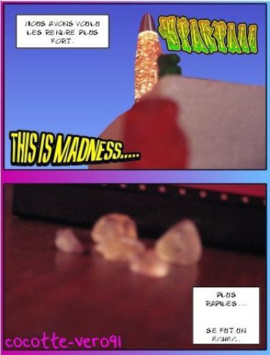 Montage BD faite par moi : a école en 2010