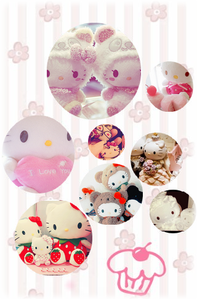 Images hello kitty pour votre blog