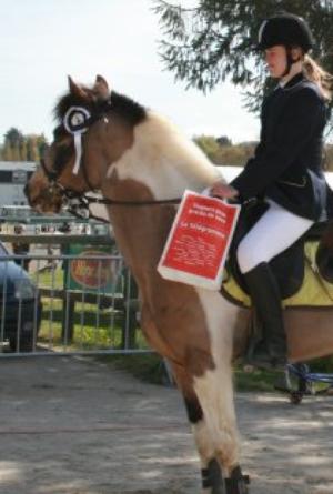 Championnats de Bretagne Lamballe Club poney Elite