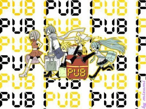 Petite Page de Pub