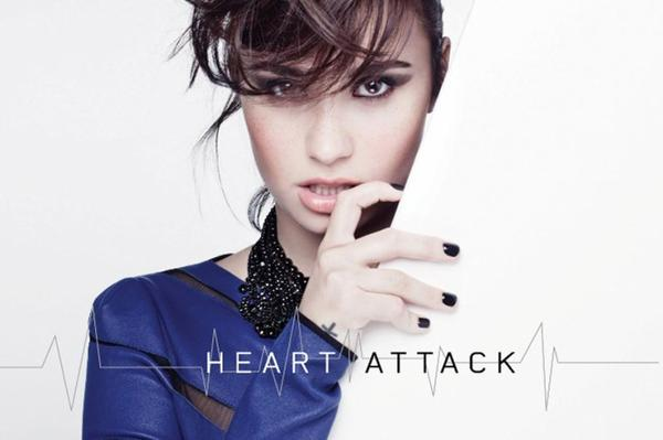 Demi Lovato - Heart Attack / Demi Lovato - Heart Attack (2013)