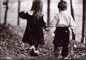 L'amour nous envahi déjà petit