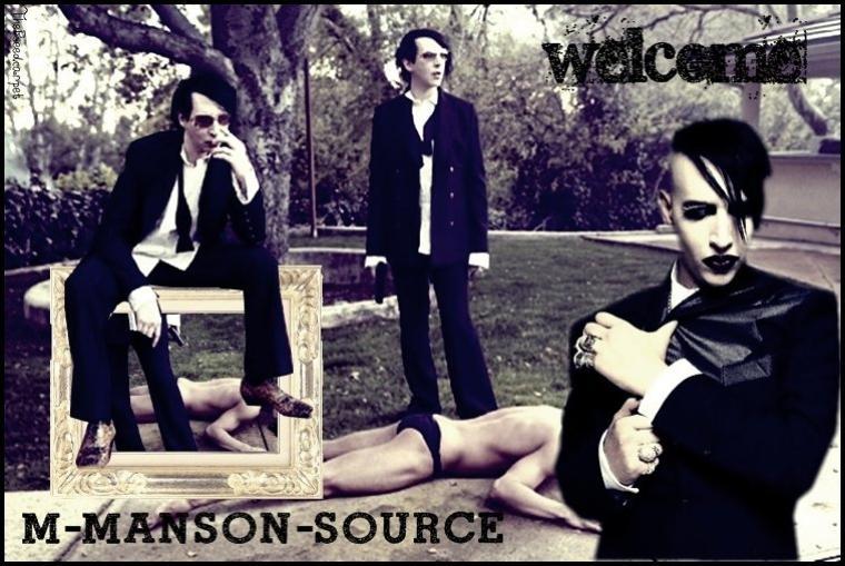 http://m-manson-source.skyrock.com/