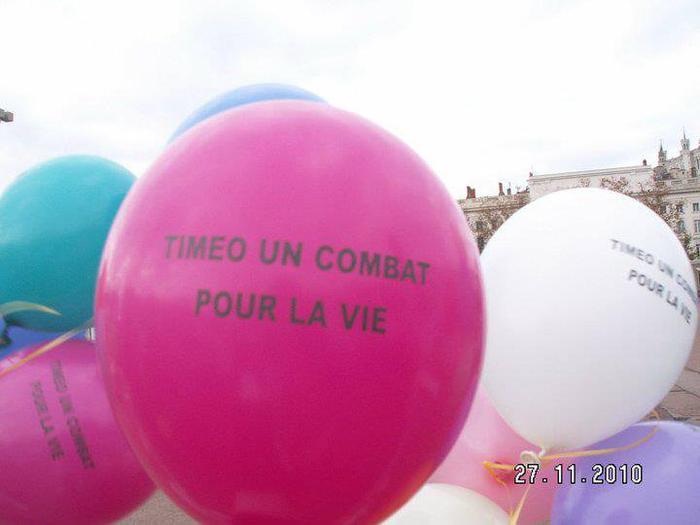 Les Ballons De La Vie...