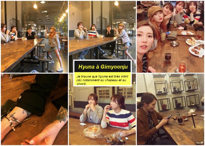 MyHyuna fait son comeback et voici le nouvel article