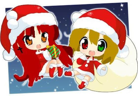 Noel ! Cadeau cadeau cadeau cadeau !!!
