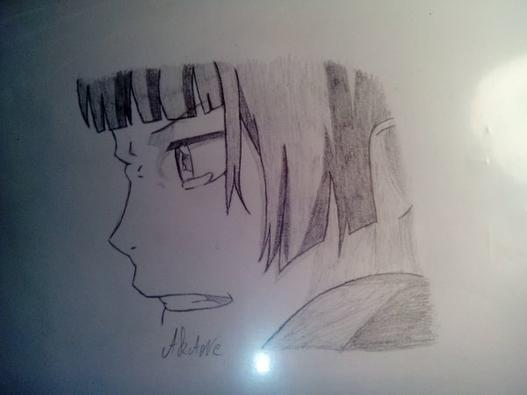 Mes dessins de Psycho Pass!( ゚ヮ゚)