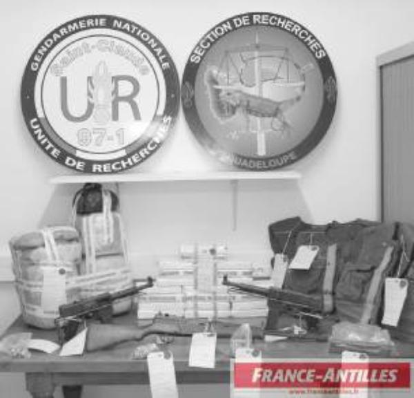 Guadeloupe | Faits divers        De la cocaïne et de l'herbe livrées… par la Poste