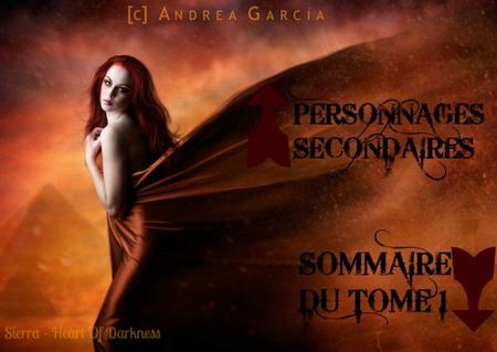 Personnages & Sommaire