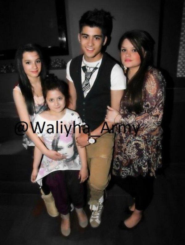zayn family
