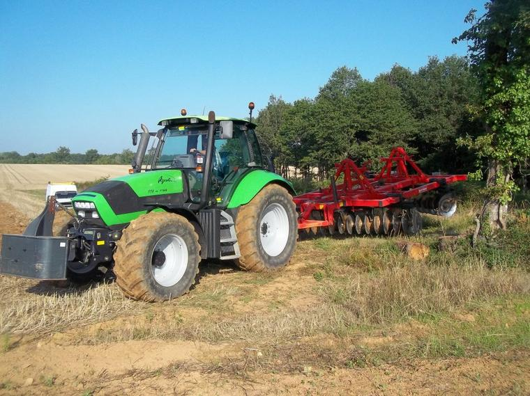 ttv 1160+crover crop quivogne