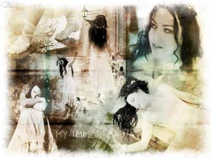 "photo pour ""my immortal"" =)"