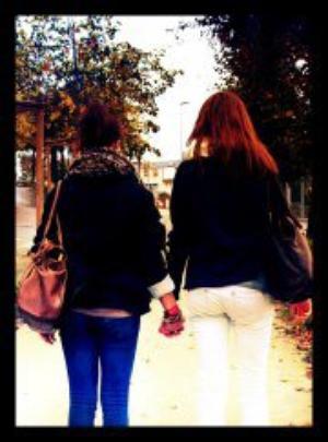 Ma Louise, Ma soeur, Ma réference, mon double, mon tout, ma moitié, Mon paradis, Ma confidente, Ma pote...