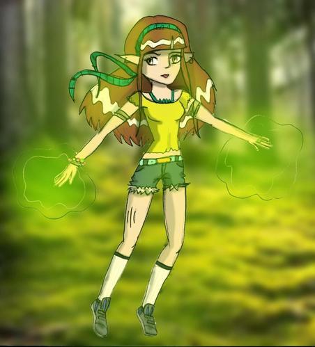 Des elfes !