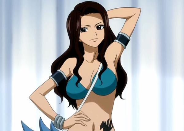 Personnages principaux de Fairy Tail