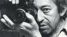Serges Gainsbourg.