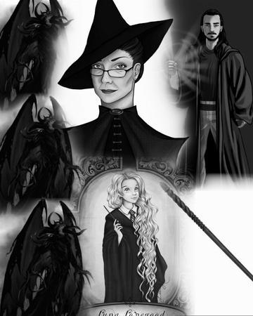 Harry Potter et la sorcière de jade (concours Mahe-Trafalgar)