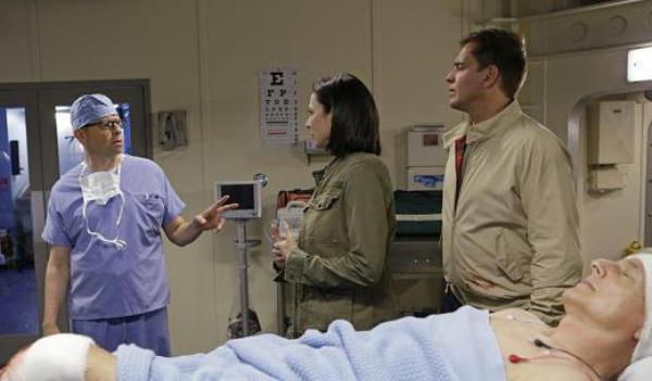 Ncis S. 13  Ep. 1 : Stop the Bleeding