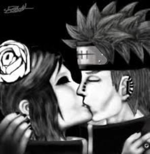 Pain + Konan = Love