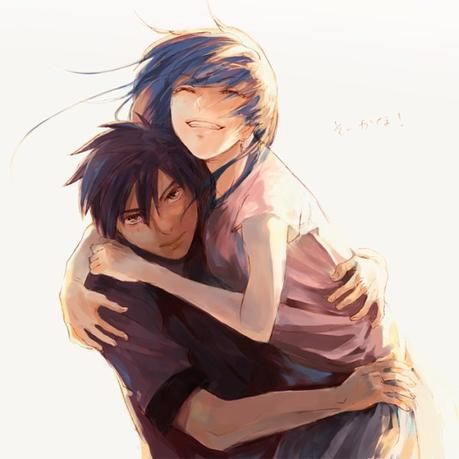 Sosuke & Kaname