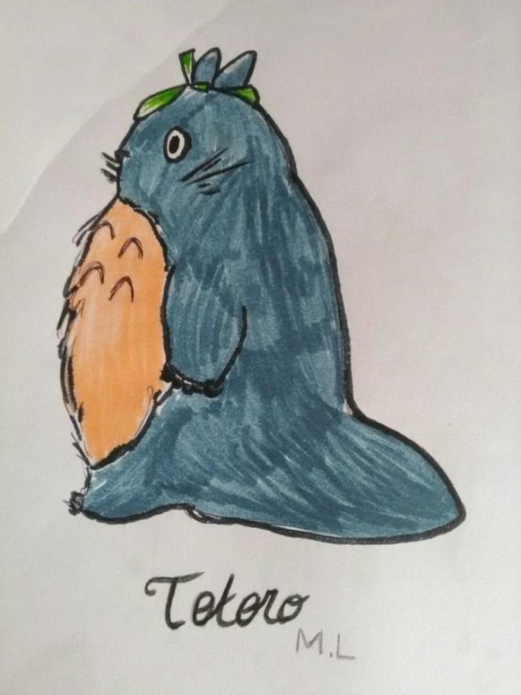 ♠ Totoro ♠