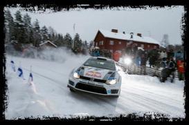 Rallye de Suède Wrc 2013