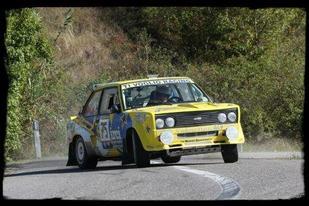 Paolo Diana - Fiat 131 Abarth (Caméra embarquée)