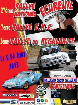 Rallye de l'Écureuil 2013