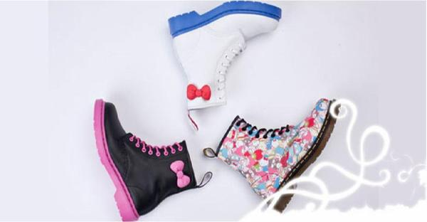 Chaussures Hello Kitty Dr Martens