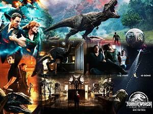 Film Jurassic World : Fallen Kingdom (2018)
