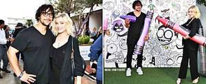 People - Event - Série  The 100 Bob Morley & Eliza Taylor au Comic Con de San Diego 2018