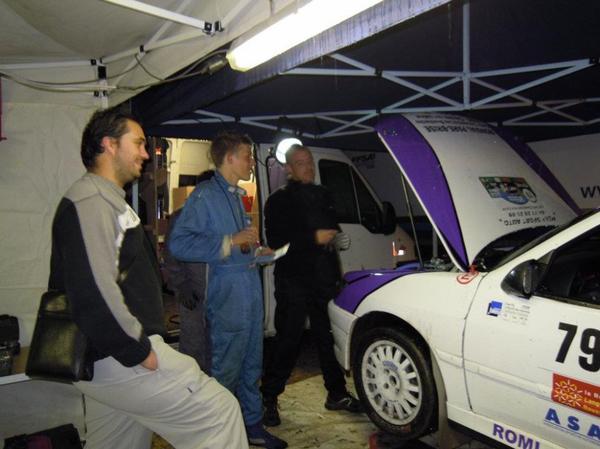 10ème rallye: 54ème Critérium des Cévennes (34)