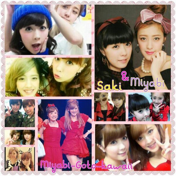 Saki X Miyabi (2)