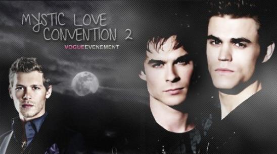 Convention Mystic Love 2