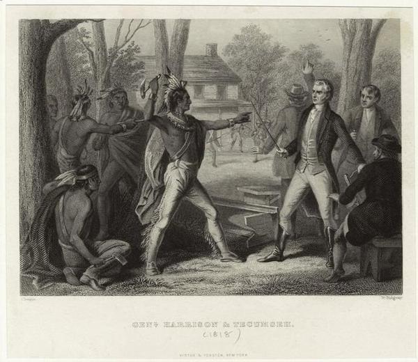 La malédiction de Tecumseh