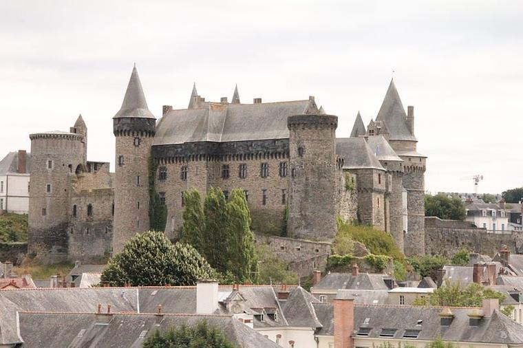 le château de Vitré