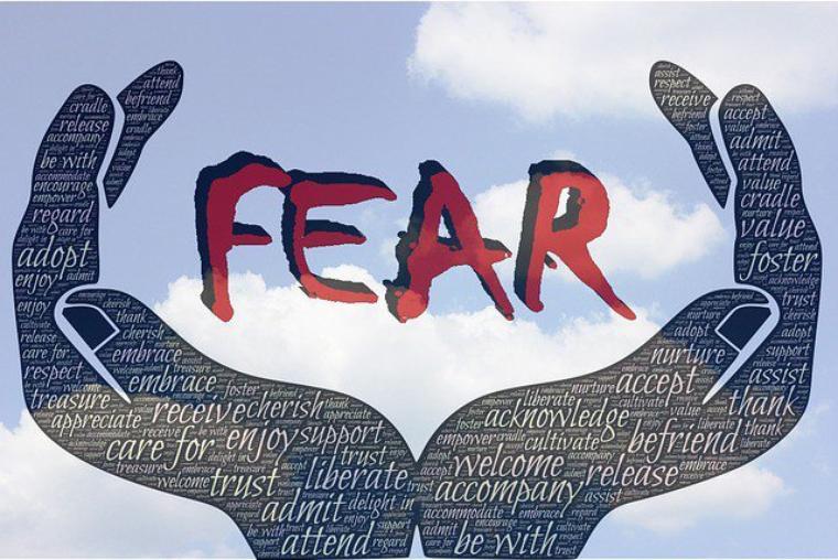 comment vaincre la peur qui empêche votre évolution?(texte pris sur le net)
