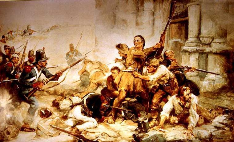 la véritable histoire de Davy Crocket