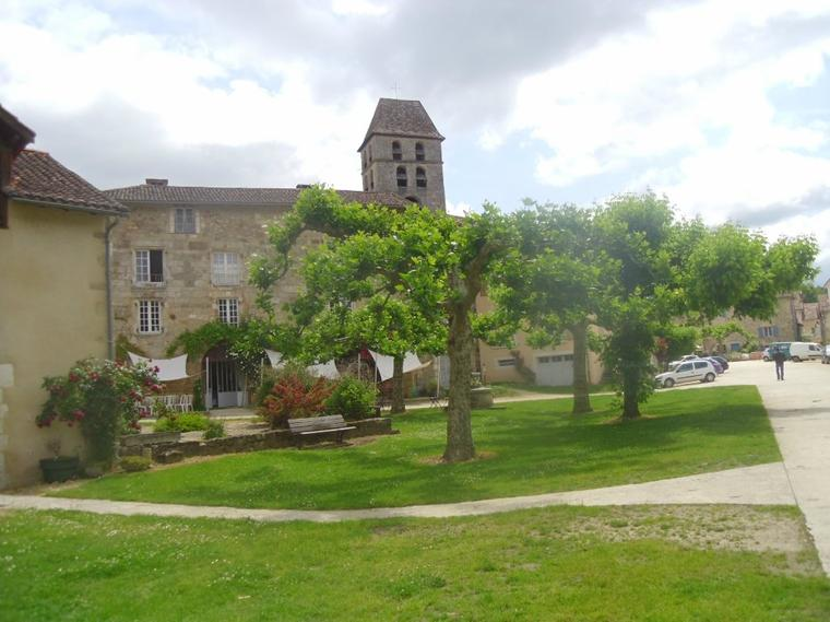 Promenade à St Jean de Côle