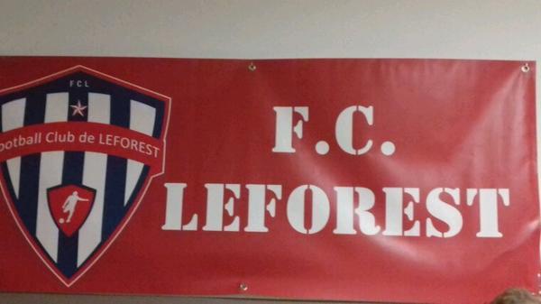 Fc Leforest plus qu'un club une famille vive le fc