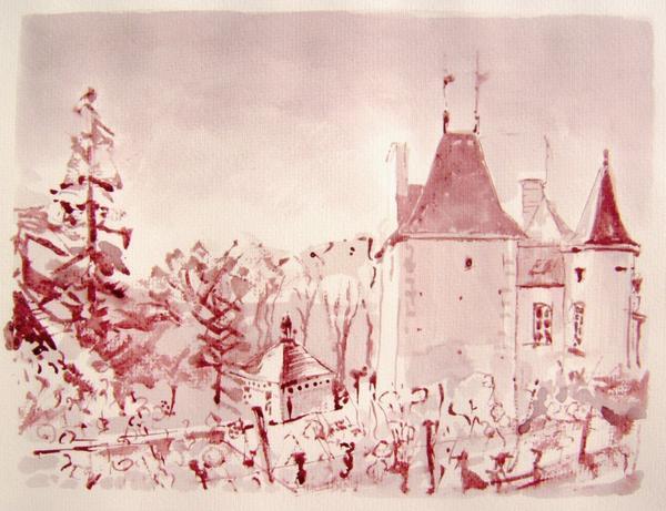 Château  Pas de Loup