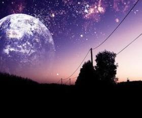 Ni le ciel et les étoiles ne m'éloignent de toi