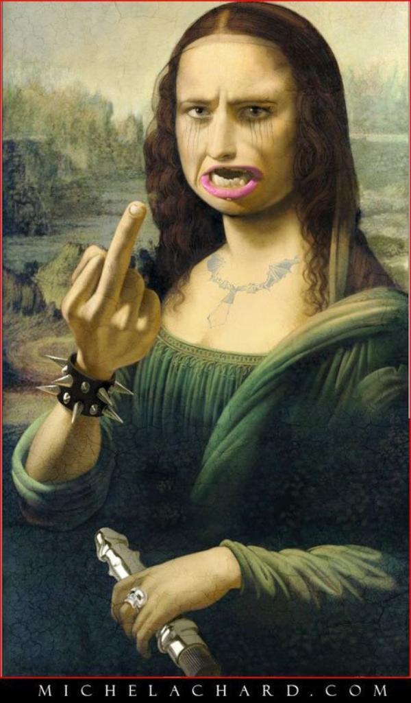 Monalisa.