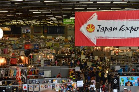 Japan Expo 2012