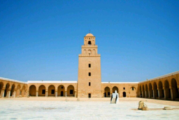 The profound history of Kairouan in North-Africa
