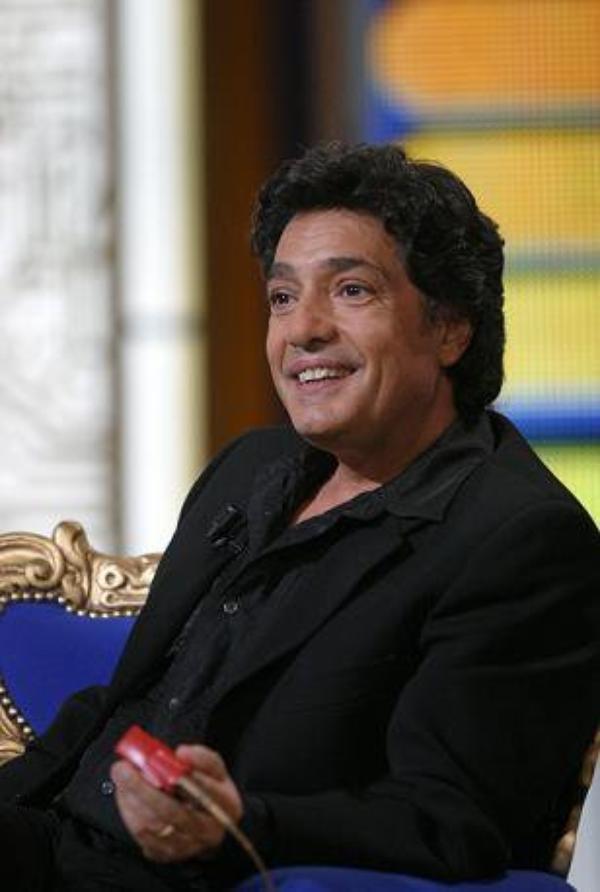 Frédéric François a chanté l'amour à Mona FM